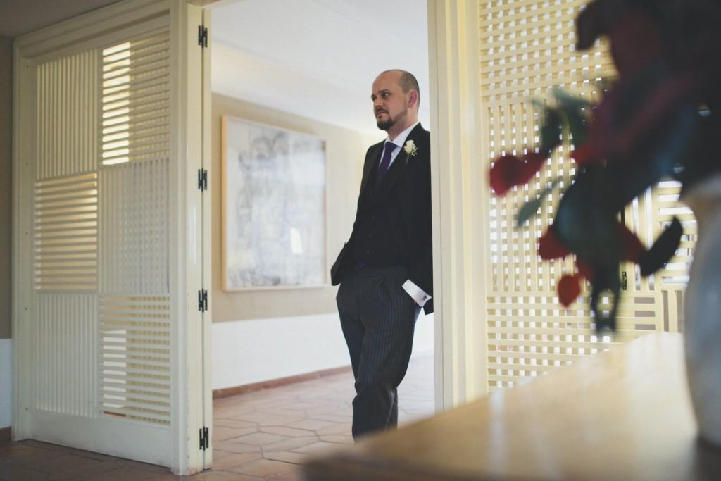 boda Ana + Dani en el ayuntamiento de Cuenca y celebración en el parador de Cuenca