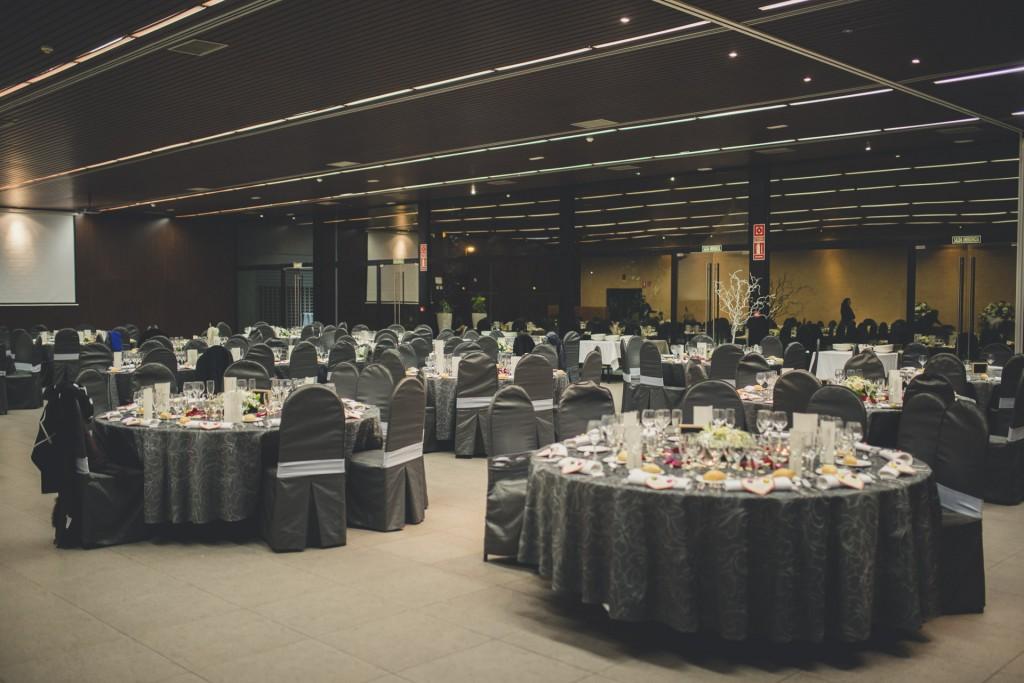 salon de boda restaurante Mar Blau Canet