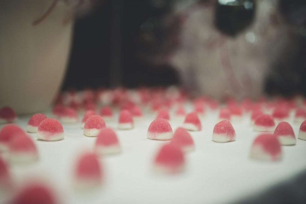 candy bar de boda