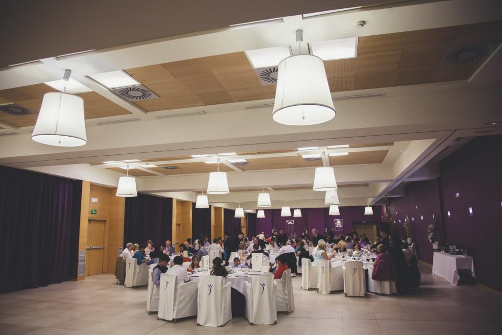 Comida de boda en Hotel Puerta de Valencia