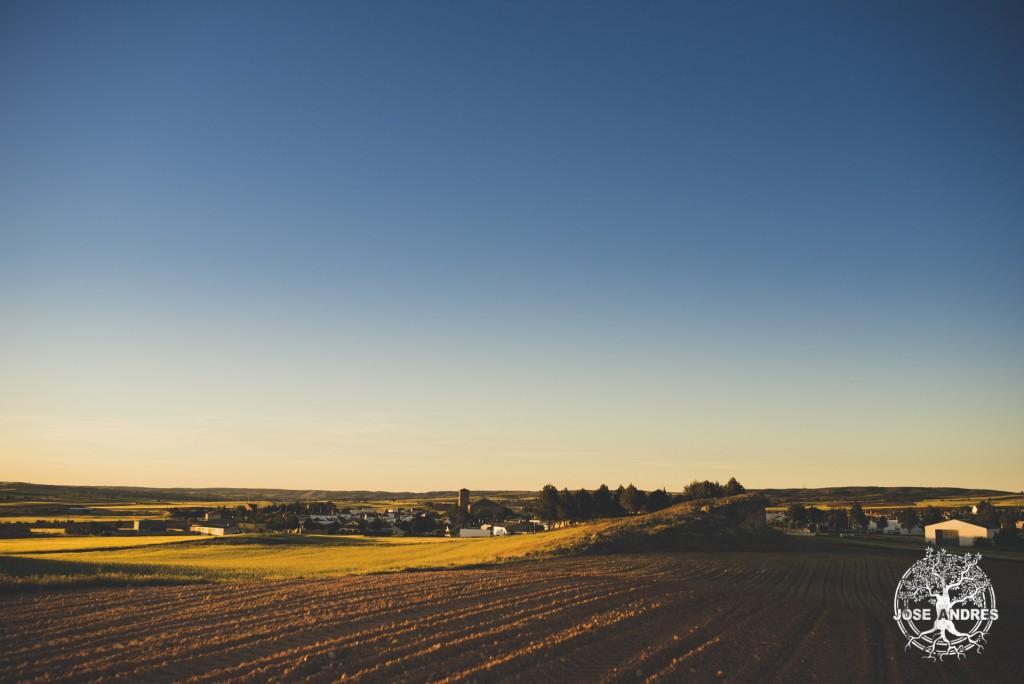 fotos de preboda en el campo