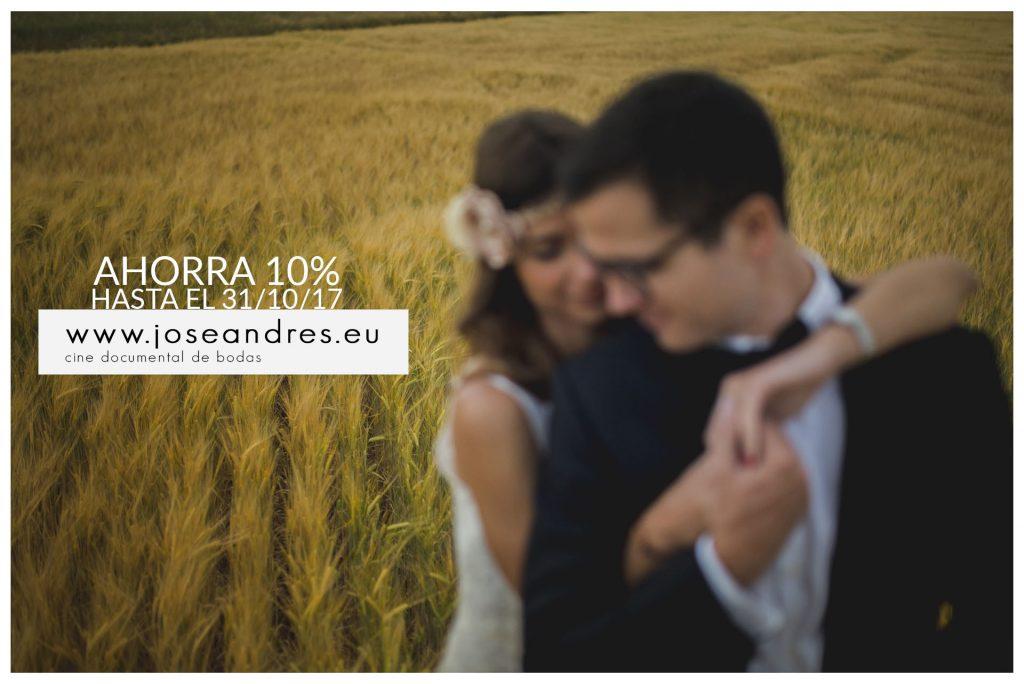 Jose Andres fotografía y cine documental de boda - bodas especiales - Haz lo que amas - vídeo de boda diferente