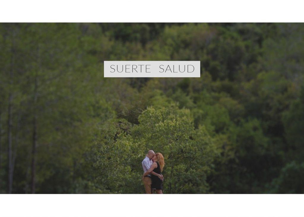 Suerte y Salud, jhose andres fotografía y cine documental de bodas