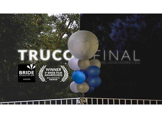 Boda en Masía Mas Badó, Truco final Trailer. Masía Mas Badó, video de boda, cine de boda, documental de boda