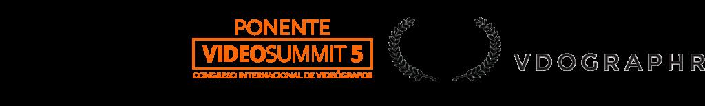 Logos premios Jose Andres video de boda, cine de boda, documental de boda